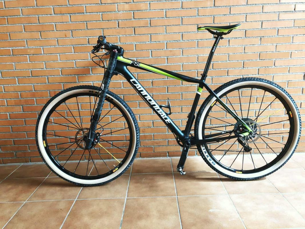 Review – Prueba | Cannondale FSi – Carbon 1
