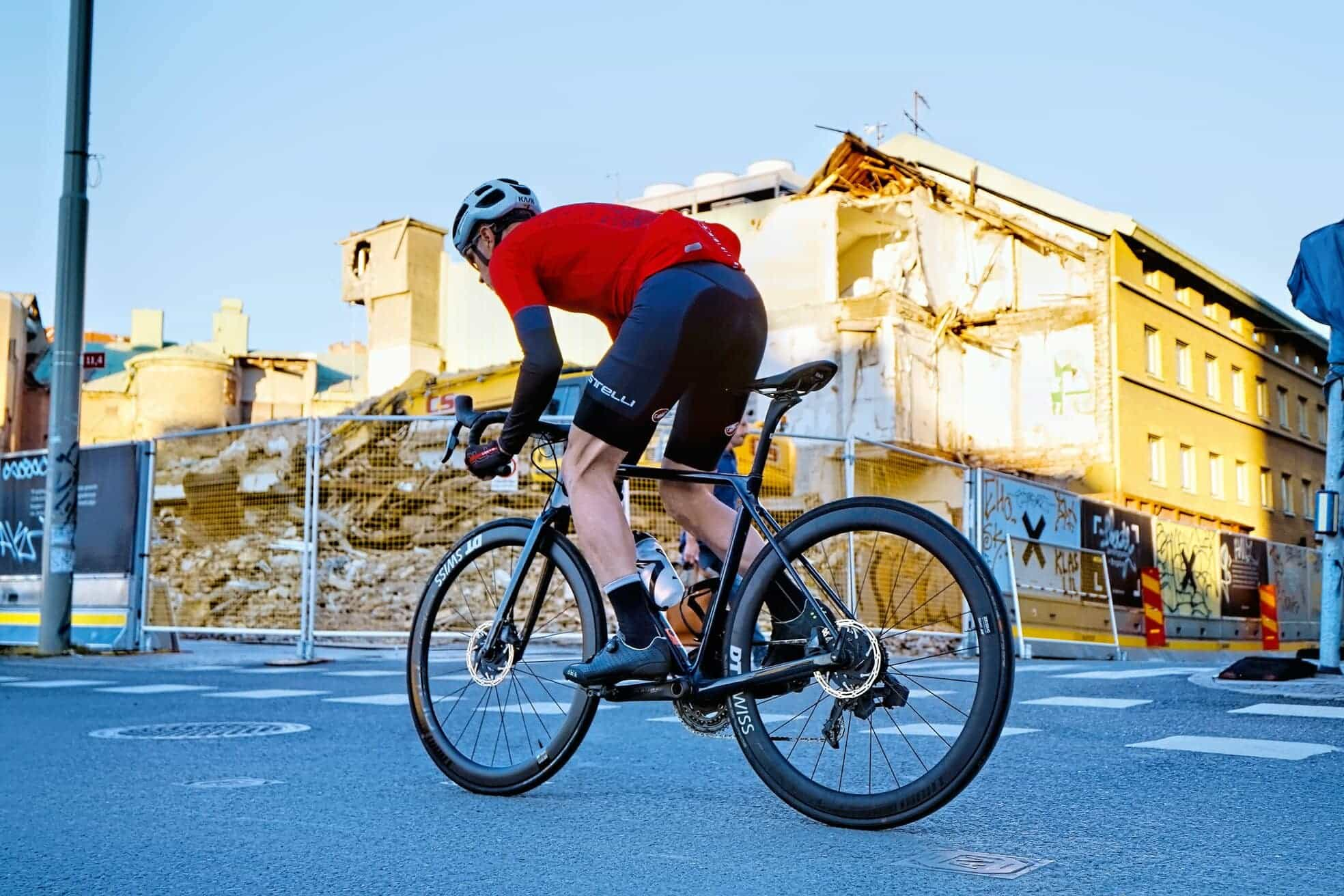 Calcetines ciclismo cana alta