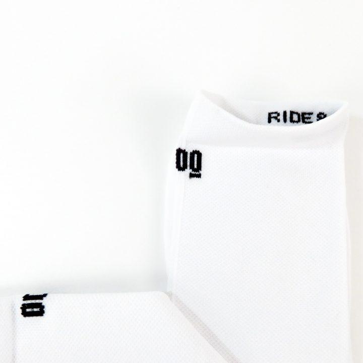 Calcetines de ciclismo Classy White Ropa Ciclista Mooquer