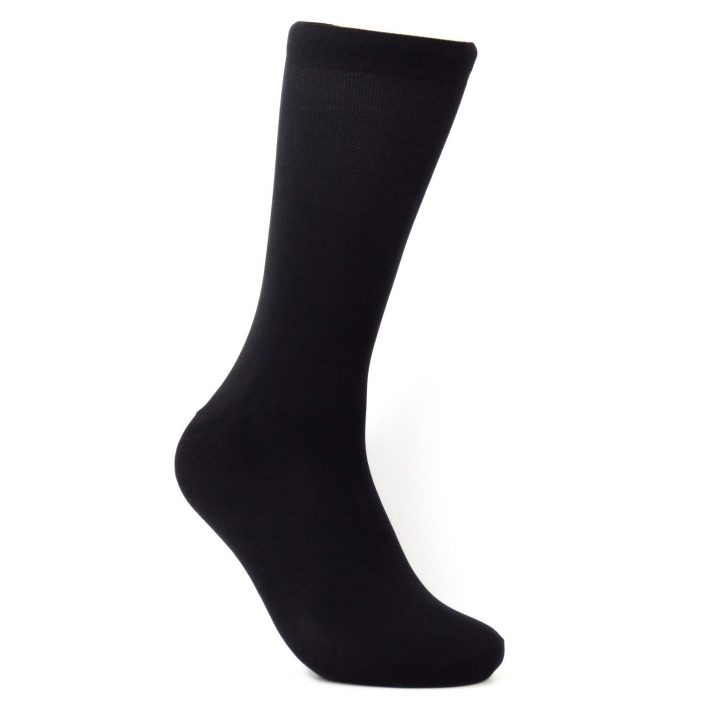 Classy Black Calcetines de ciclismo negros color negro Mooquer Ropa ciclista