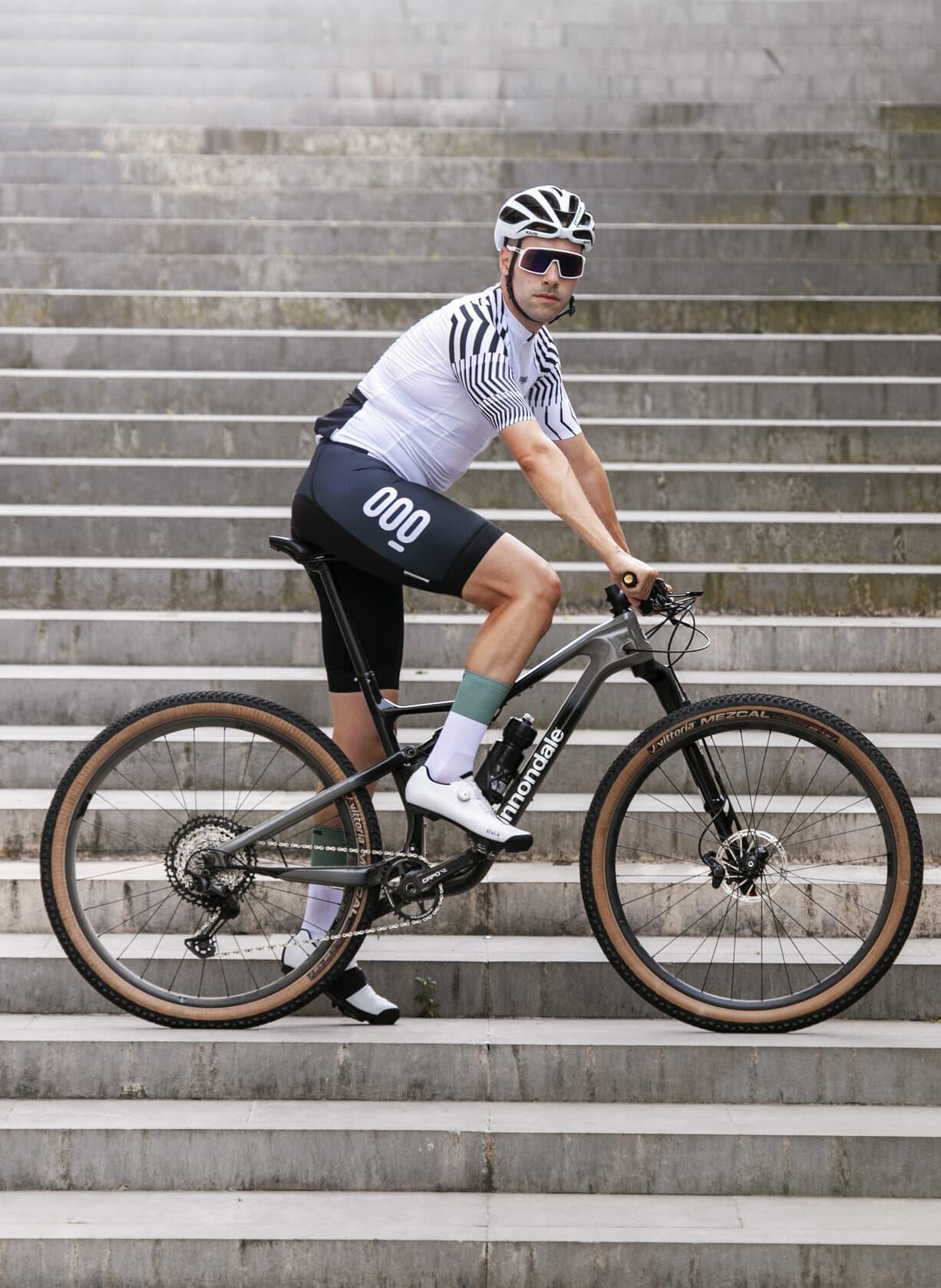 Calcetines de ciclismo Mooquer Calcetines ciclistas