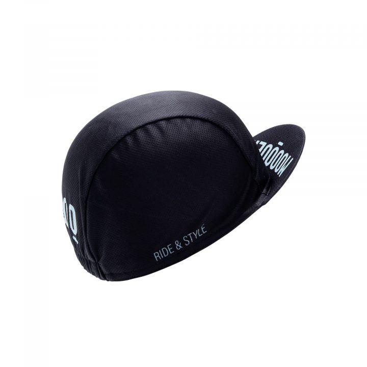 Gorra de ciclismo Black Corsa Mooquer