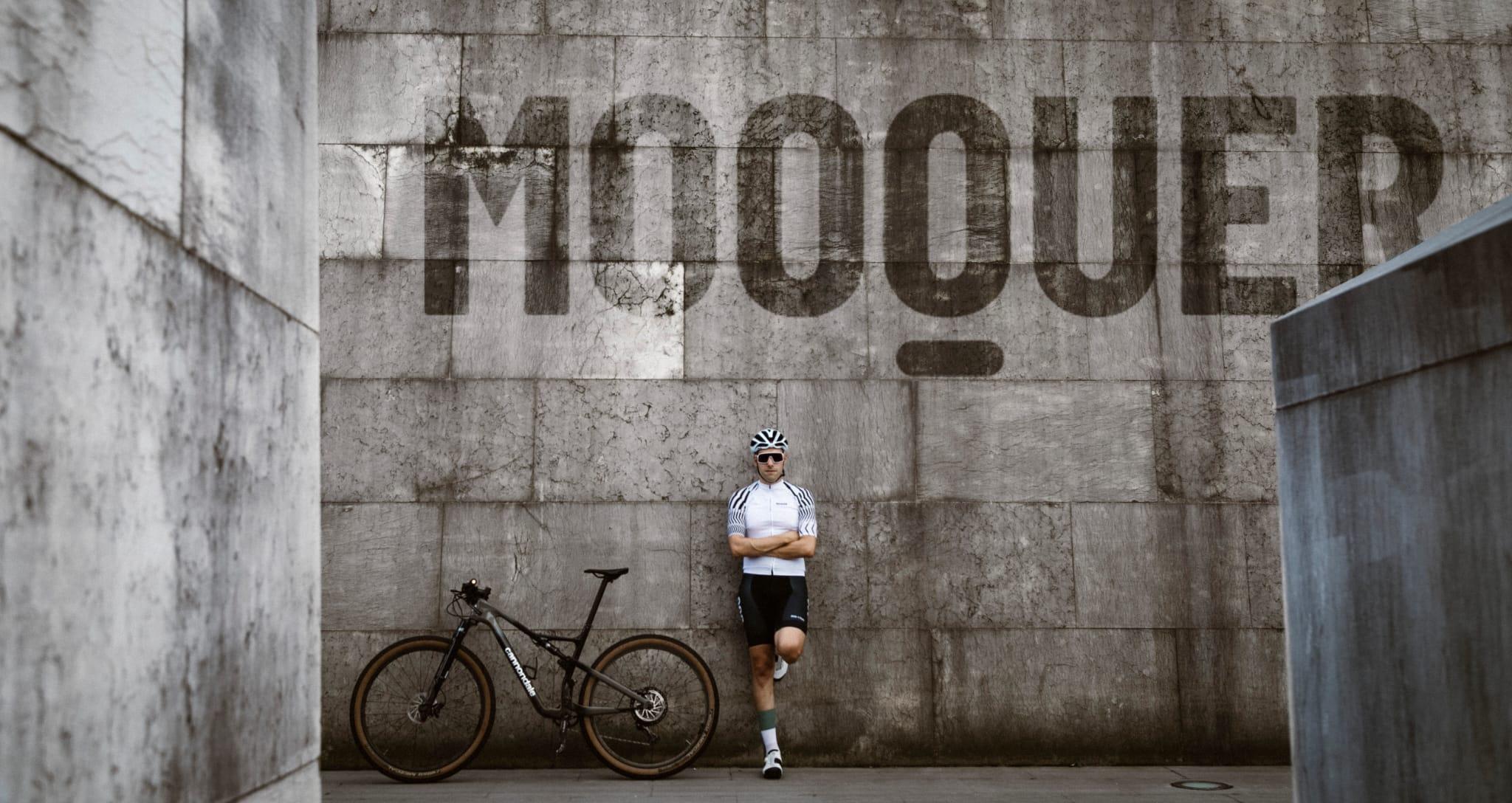 Mooquer ropa de ciclismo ropa ciclista calcetines de ciclismo